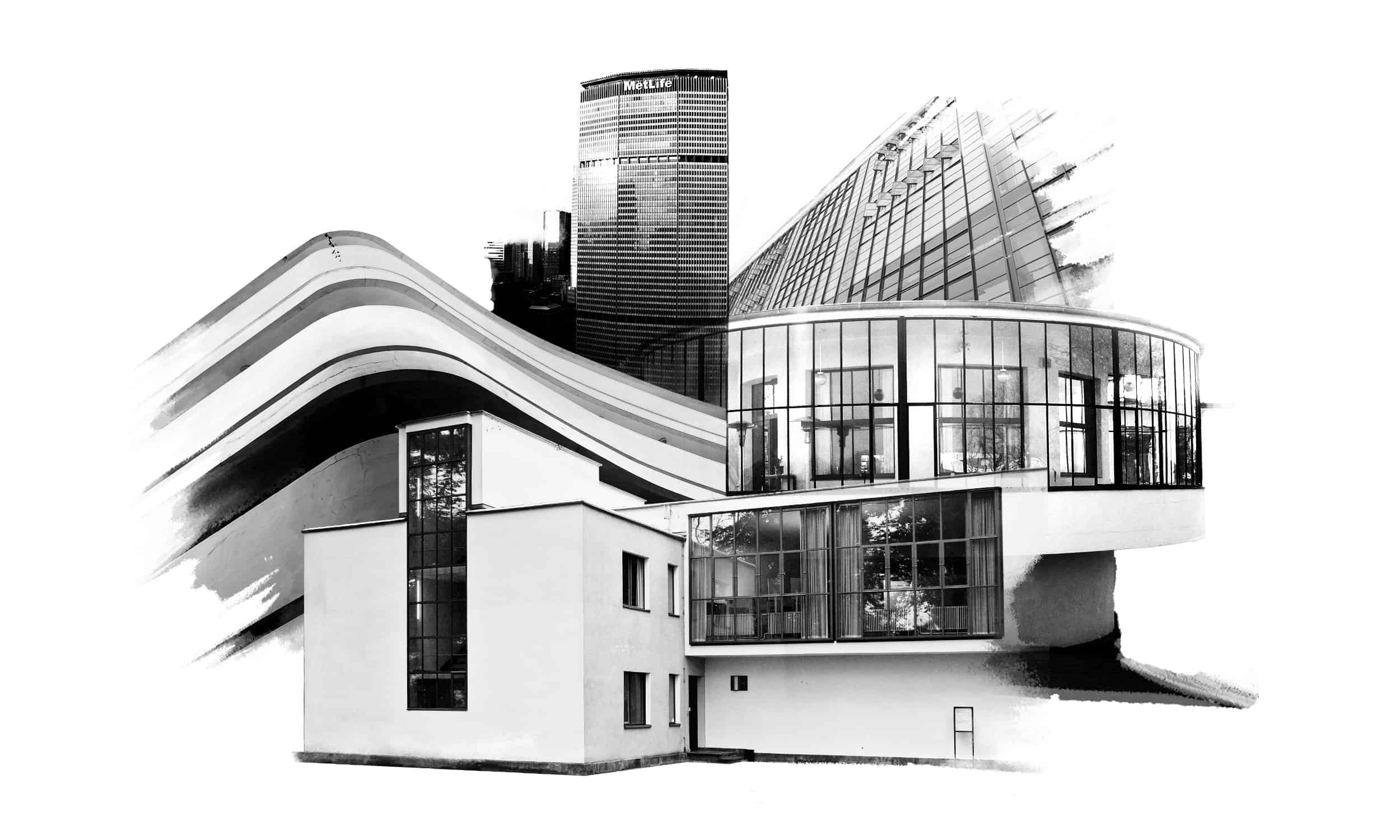 lotte am bauhaus architektur neues bauen f r ein neues wohnen. Black Bedroom Furniture Sets. Home Design Ideas