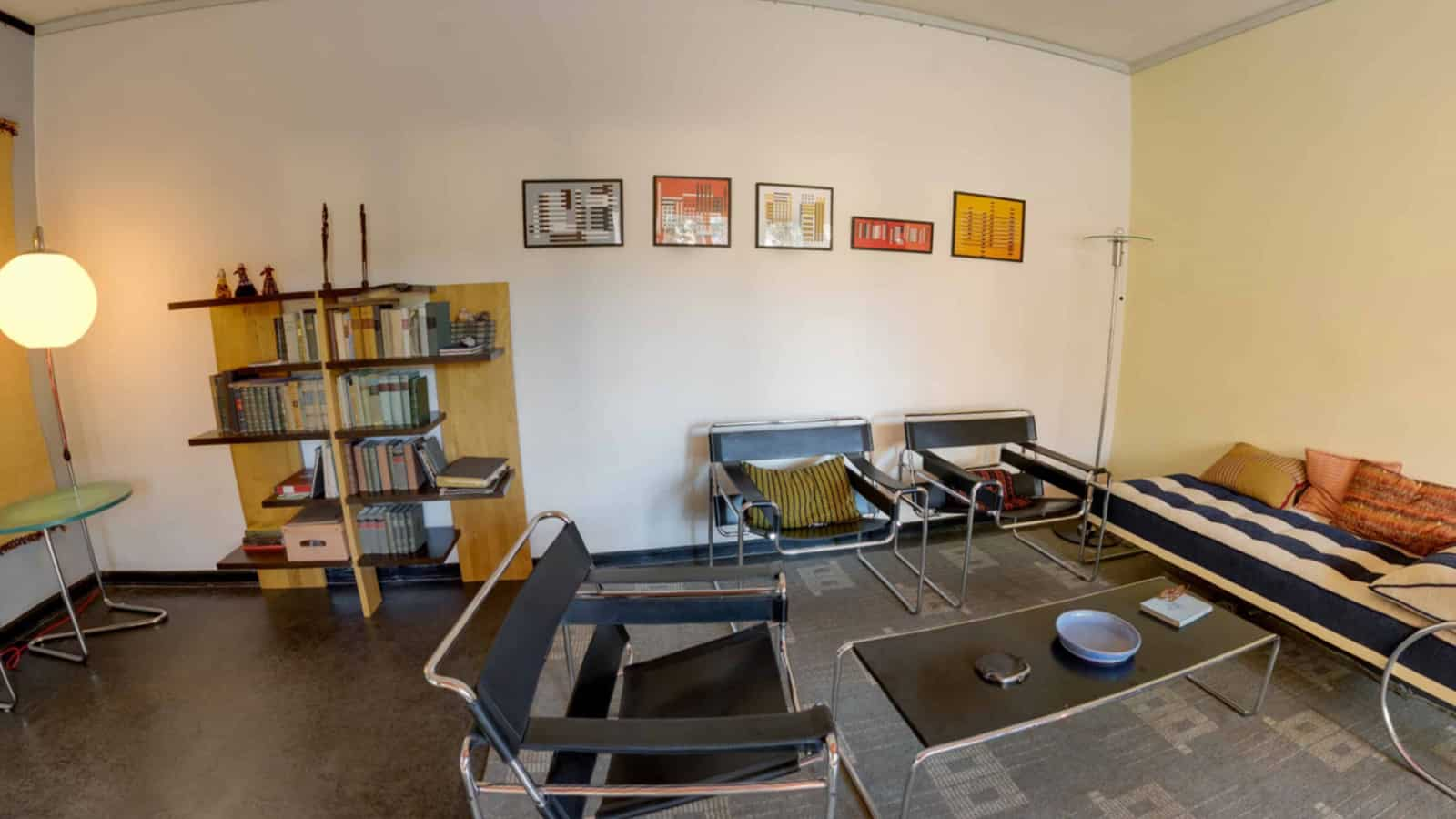 Lotte Am Bauhaus Credits